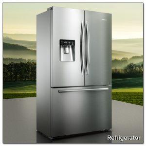 یخچال چیست و تمامی مشخصات مکانیکی و الکتریکی آن