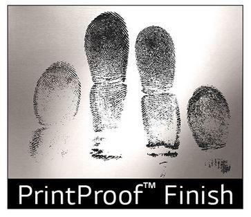 printproof finish