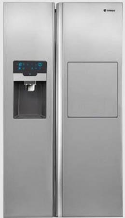 دانلود دفترچه راهنما یخچال اسنوا SS-E3200