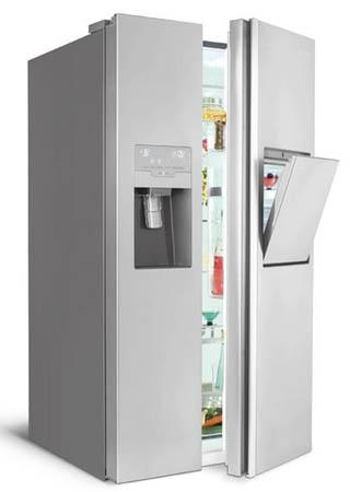 دانلود دفترچه راهنما یخچال اسنوا SS-E3510 GW