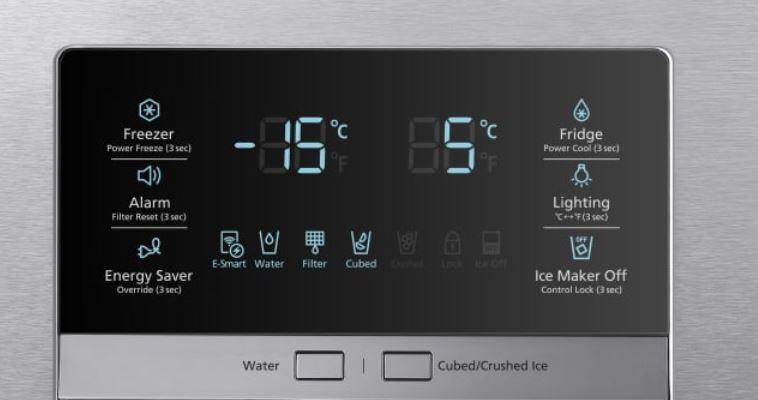 تعمیر برد دیسپلی (Display) یخچال دوو