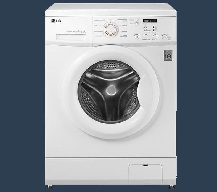 تعمیر ماشین لباسشویی ال جی LG