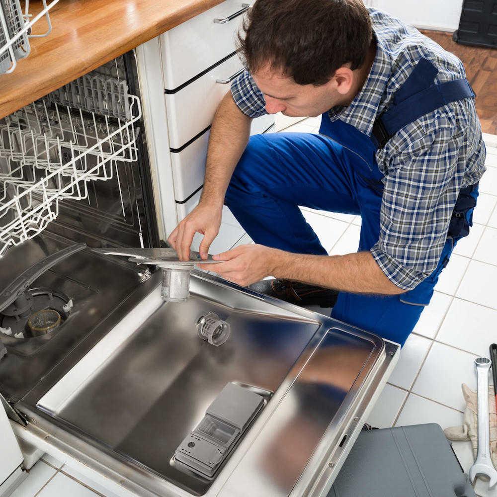 خدمات ماشین ظرفشویی در شرکت تهران سرویس
