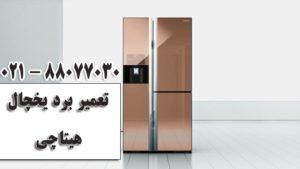تهران سرویس نمایندگی مجاز تعمیر برد یخچال هیتاچی