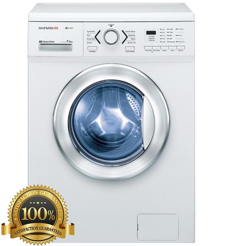 تعمیر ماشین لباسشویی دوو(Daewoo) با گارانتی خدمات
