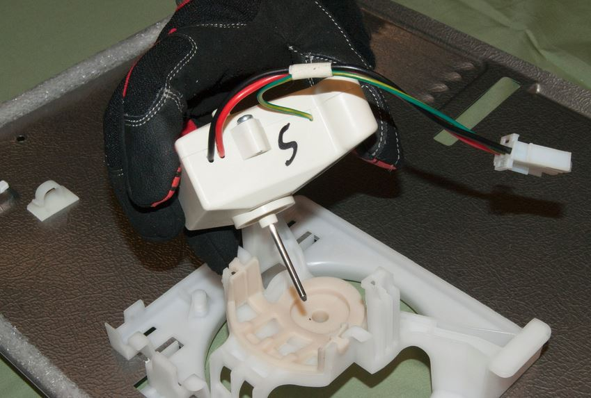 ارور SY EF یخچال الکترولوکس