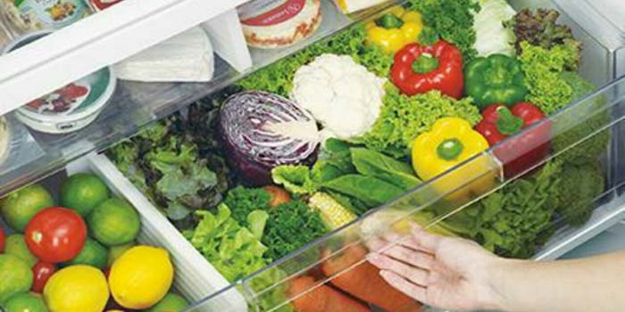فاسد شدن میوه جات ها یا سبزیجات ها در جامیوه ای
