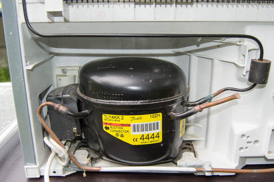 قیمت کمپرسور یا موتور یخچال معمولی