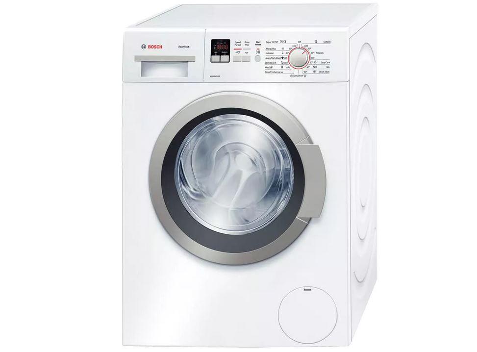 ارور ماشین لباسشویی بوش مدل NEXXT