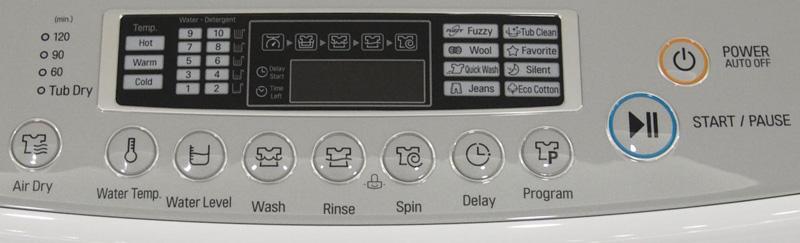 برنامه های کمکی ماشین لباسشویی