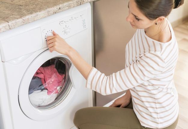 پوسیدگی ماشین لباسشویی